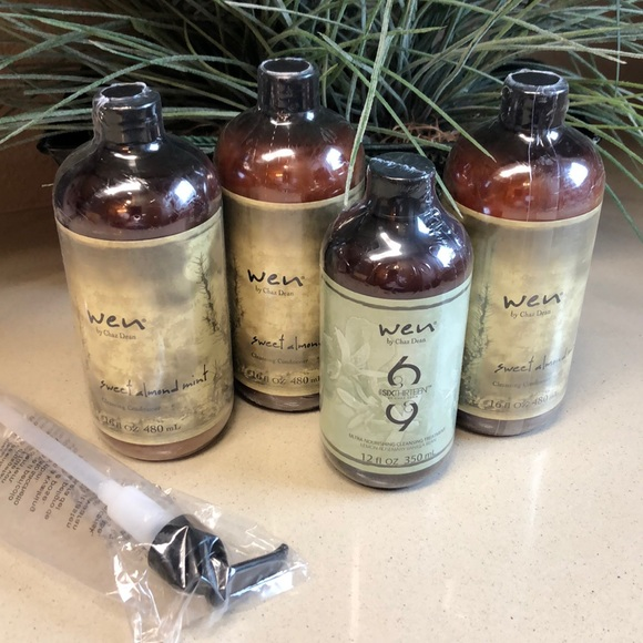 Wen by Chaz Dean Other - New! Wen by Chaz Dean Hair Care